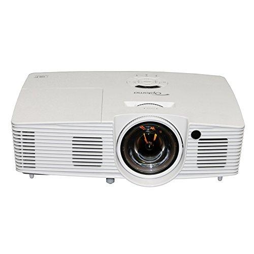 Optoma X316ST XGA Full 3D Short-Throw Projector