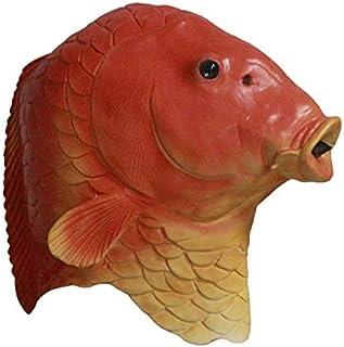 Hengyutoy Mask Máscara de pez Dorado para Adultos para la