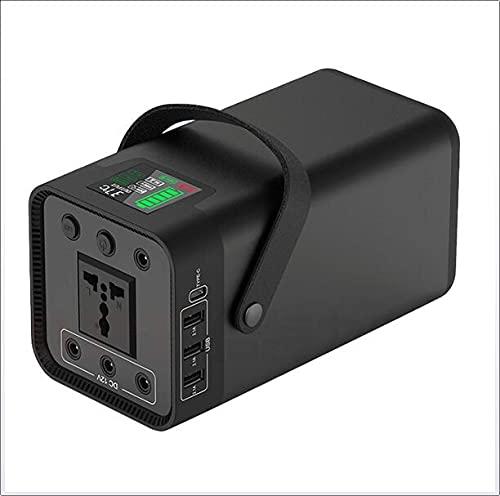 ZXYWW Batería de Litio de la Central eléctrica portátil de 250W, generador...