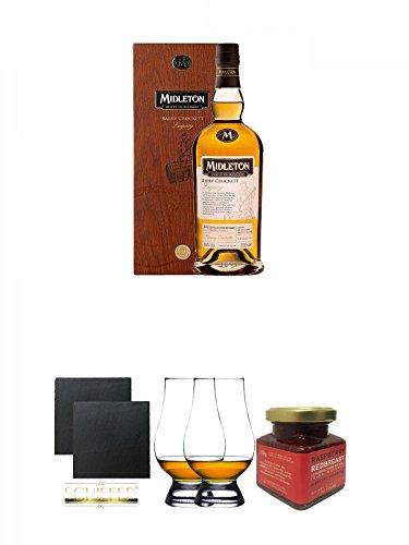 Midleton Barry Crockett Legacy Irish Whiskey limitiert 0,7 Liter Geschenkset