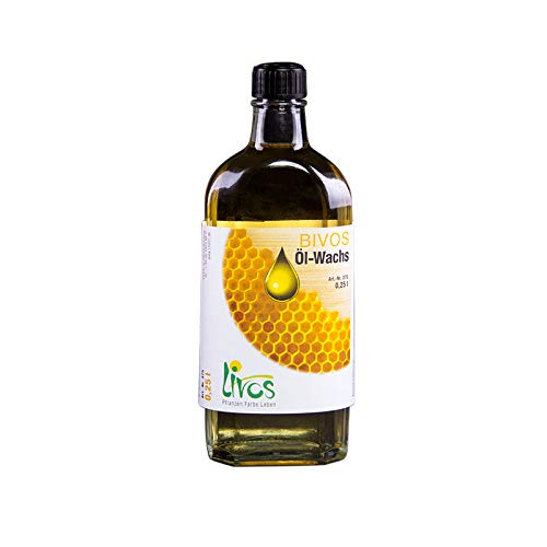 LIVOS 375-0,25 BIVOS Öl-Wachs