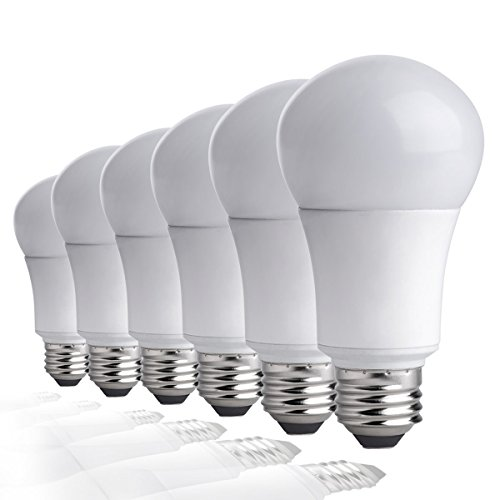 TCP LA950KND6 60 Watt Equivalent LED Light Bulbs Energy Efficient...