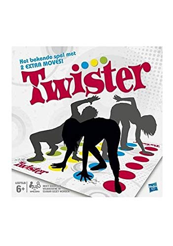Hasbro Games Twister (New)