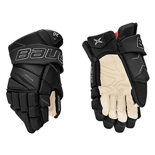 Bauer Vapor 2X Handschuh Senior, Größe:15 Zoll, Farbe:rot