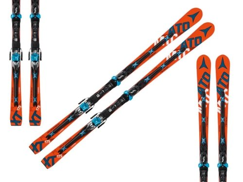 Atomic Ski Sportcarver Redster Doubledeck 3.0 XT 2016 Größe 175