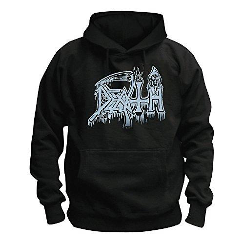 Mam Death - Classic Logo - Hoodie/Kapuzenpullover Größe XL