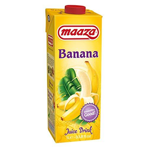 Maaza Banane Fruchtsaft 6 x 1 L