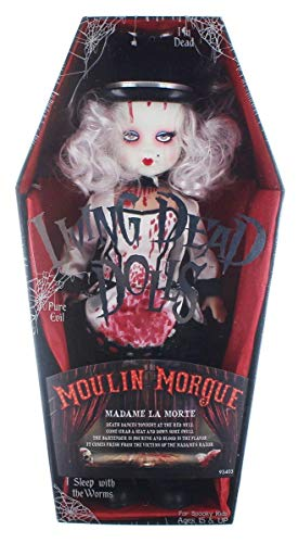 Living Dead Dolls Series 33 Moulin Morgue: Madame La Morte