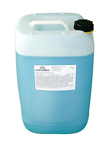 Solarflüssigkeit 25 l blau Konzentrat bis -58° C Frostschutz, Solarfluid, Solarliquid, Wärmeträgermedium