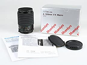 mamiya macro lens