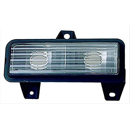 Sherman Replacement Part Compatible with Mini Cooper Passenger Side Parklight Assembly Partslink Number MC2521102
