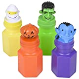 2.75' Assorted Halloween Bubbles Package of 24