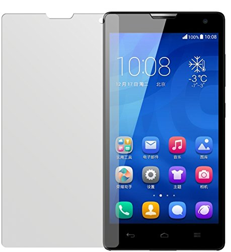 6x Schutzfolie matt kompatibel mit Huawei Honor 3C Folie Displayschutzfolie