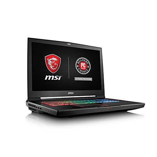 MSIGT73VR TITAN PRO 4K-858 17.3' Extreme Gaming Laptop...
