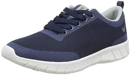 Suecos Alma, Zapatillas de Deporte Unisex Adulto, Azul (Navy), 39 EU