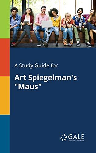 A Study Guide for Art Spiegelman's Maus