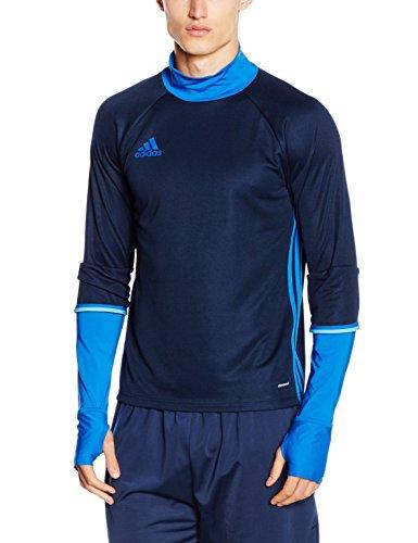 adidas Herren Sweatshirt Condivo 16 Training Trainingsoberteil, Collegiate Navy/Blue, S