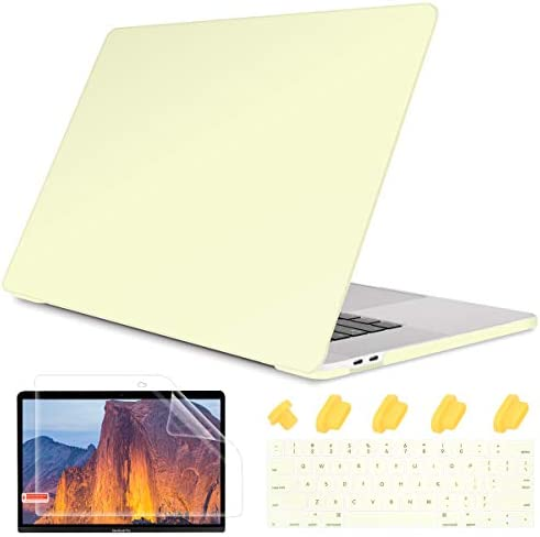 May Chen Laptop Case for MacBook Pro 13 2019 2018 2017 2016 w Keyboard Cover and Screen Protector product image