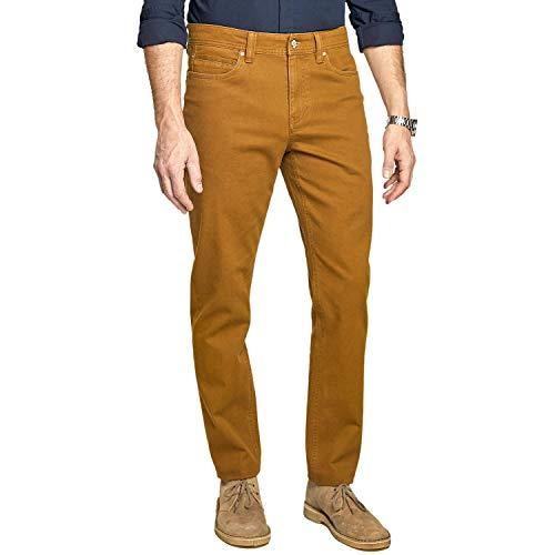 Weatherproof Mens 5-pocket Straight Leg Pants