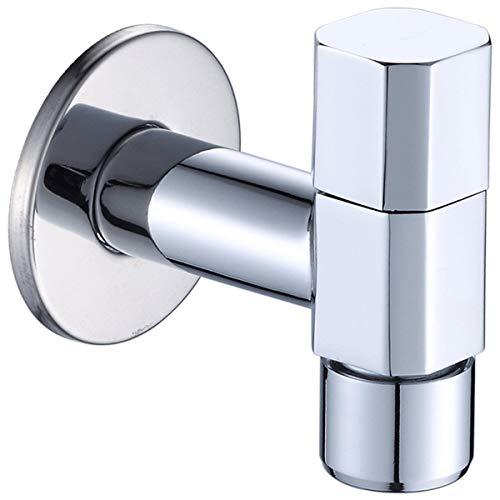 Tik op Badkuip voor huishoudelijk gebruik Mop Pool Kraan Enkele Koude Douche kraan 4 - Deurkraan Tik A A)