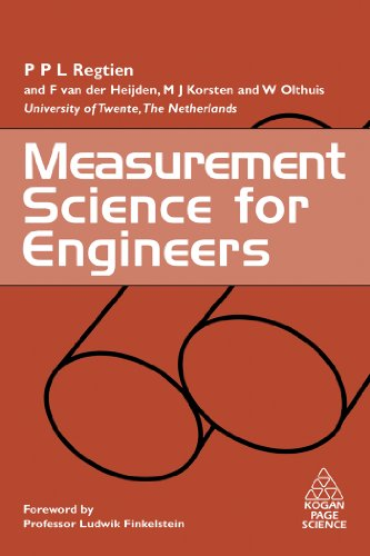 Measurement Science for Engineers (English Edition)