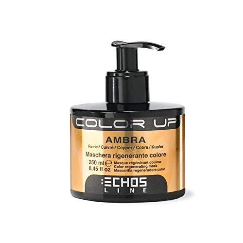 Color Up Echos – Regenerierende Haarmaske Kupfer