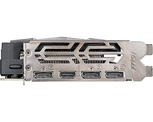 MSI GeForce GTX 1660 connessioni