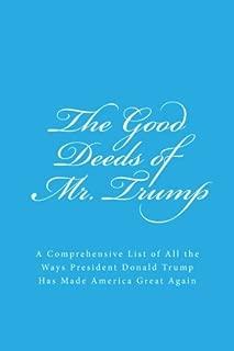 Best trump good deeds Reviews
