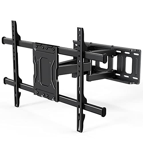 ERGO TAB Brazo de extensión Giratorio articulado para TV de Movimiento Completo para la mayoría de televisores de 37 a 75 Pulgadas de hasta 120 Libras VESA máx. 600 x 400 mm (EBLF7)