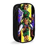 Legend Zelda Pencase - Cajas de gran capacidad para bolígrafos...