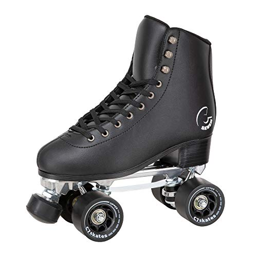 C SEVEN C7skates Dark Magic Quad Roller Skates (Femme Fatale, Women's 8 / Men's 7)