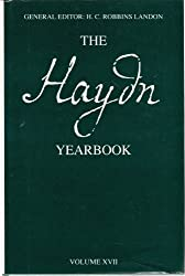The Haydn Yearbook: v. 17