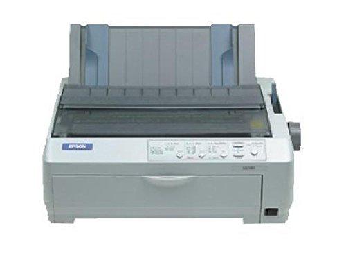 Epson LQ 590 - Drucker - monochrom - Punktmatrix - 254 x 559 mm, JIS B4 - 24 Pin EPSON LQ590 DOT-MATRIX PRINTER C11C558022 360dpi
