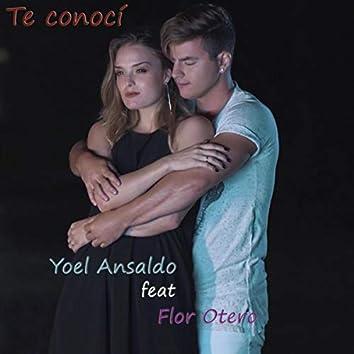 Te Conocí (feat. Flor Otero)