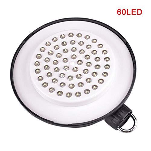 LANKOULI Outdoor Camping Licht 60 LED Notfall Lampe Tragbare Zelte Nachtlampe Hängen Wandern Laterne Regenschirm Nachtlichter Für
