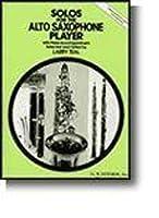G. Schirmer Solos for the Alto Saxophone Player (Sax/Piano)
