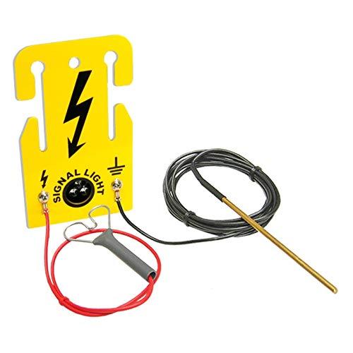 Albert Kerbl luz de señal para cercas eléctricas