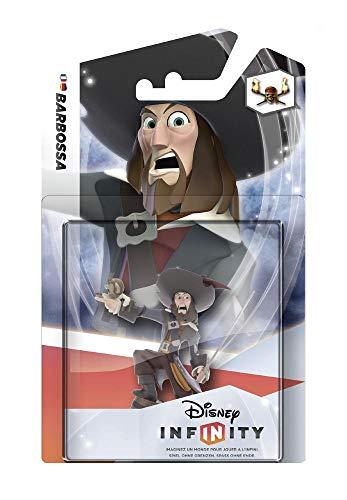 Figurine 'Disney Infinity' - Barbossa [Importación Francesa]