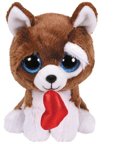 Smootches Dog with Heart 15 cm