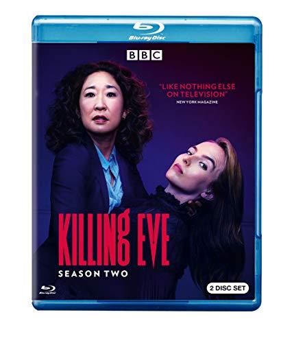 Killing Eve: Season Two (2 Blu-Ray) [Edizione: Stati Uniti]...
