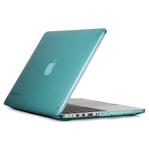 Speck PWZ-2704428 SmartShell for for 13.3-Inch Apple MacBook Pro with Retina Display - Mykonos/Blue