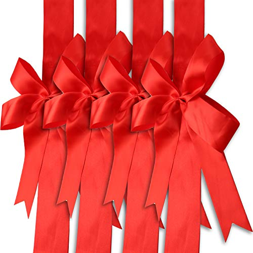 Trenton Gifts Collections Etc Kitchen Cabinet Door Festive Ribbons Set, 4 Pc