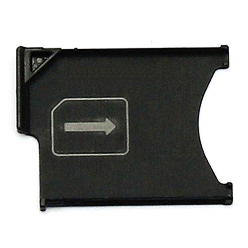 BisLinks® Micro SIM Kartenhalter Schlitz Fix Für Sony Xperia Z C6603 LT36i L36H