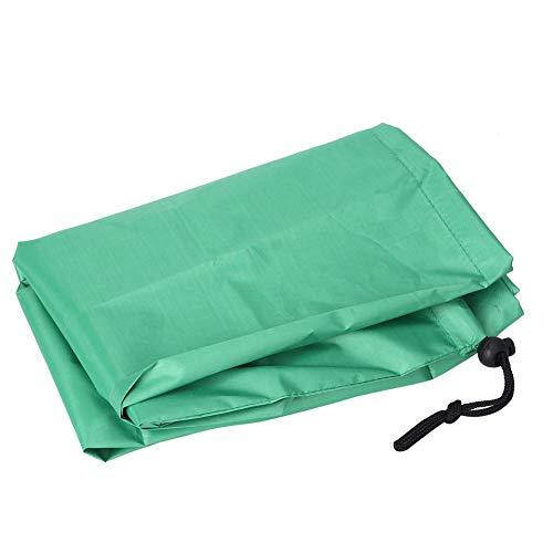 Zwindy Funda para Muebles, protección de Mesa, Exterior Ligera para sofá(Green)