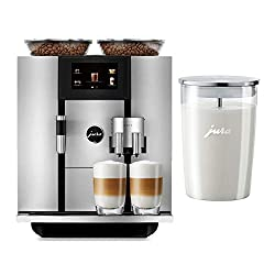 JURA GIGA 6 - top rated JURA home fully automatic espresso maker. Available at a discount via this link direct from JURA