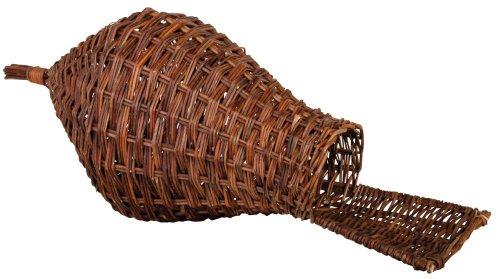 esschert Design NK45 Pondoir à Cane en Osier 30 x 71 x 30 cm
