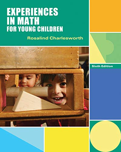 Experiences in Math for Young Children (What's New in Early Childhood)