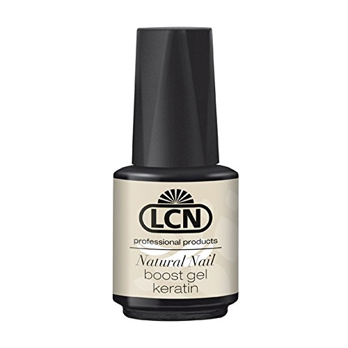 LCN Natural Nail Boost Gel - Keratin