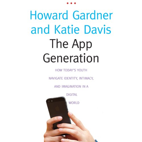 The App Generation audiobook cover art