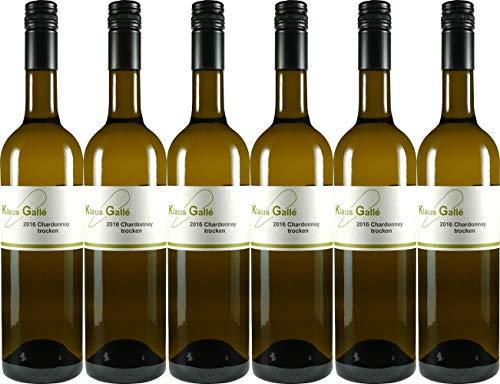 Gallé Chardonnay 2017 Trocken (6 x 0.75 l)